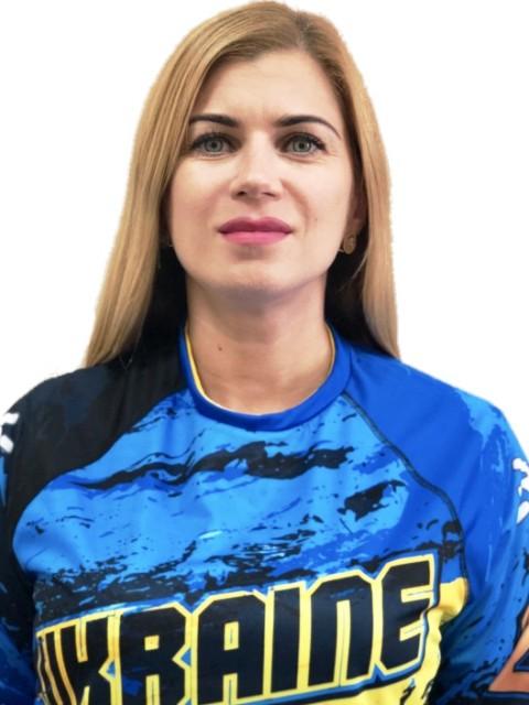 Ianushevych Oksana №20